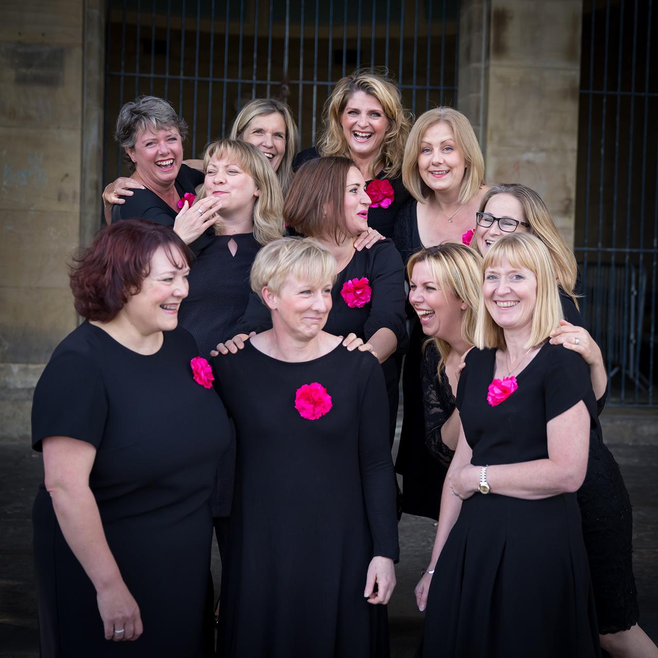 Brand Photographer Choir