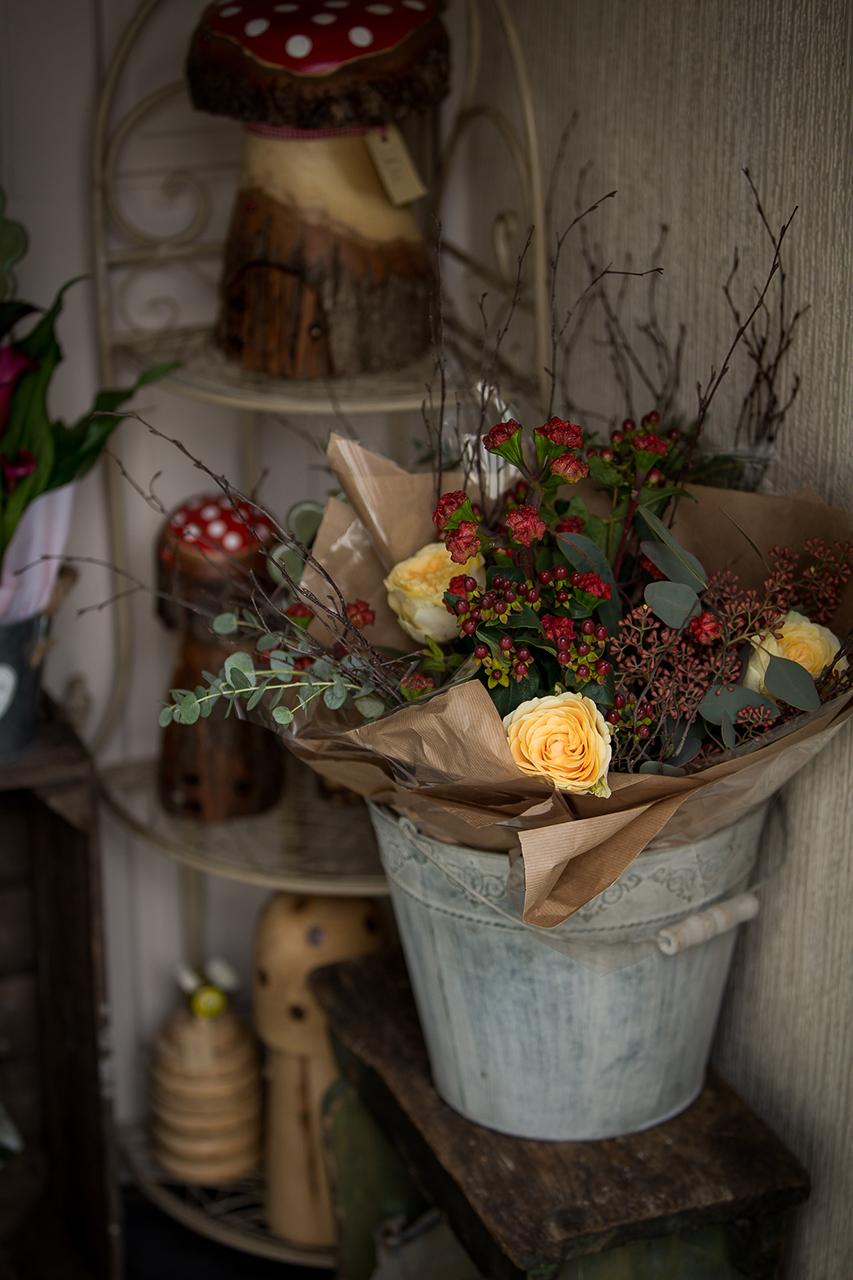 Brand Photographer Florist