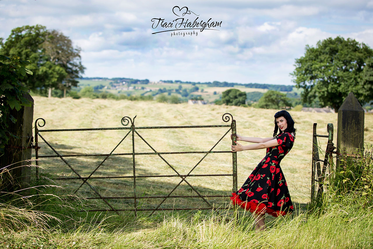 Traci Habergham Photography Commercial Vintage Dresses by So Vintage