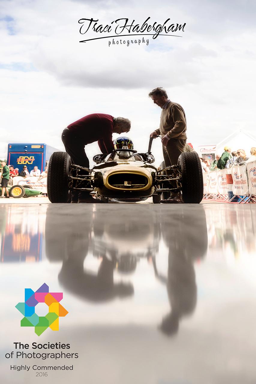 Traci Habergham Photography Silverstone Classic HGPCA Racing Car SWPP Award