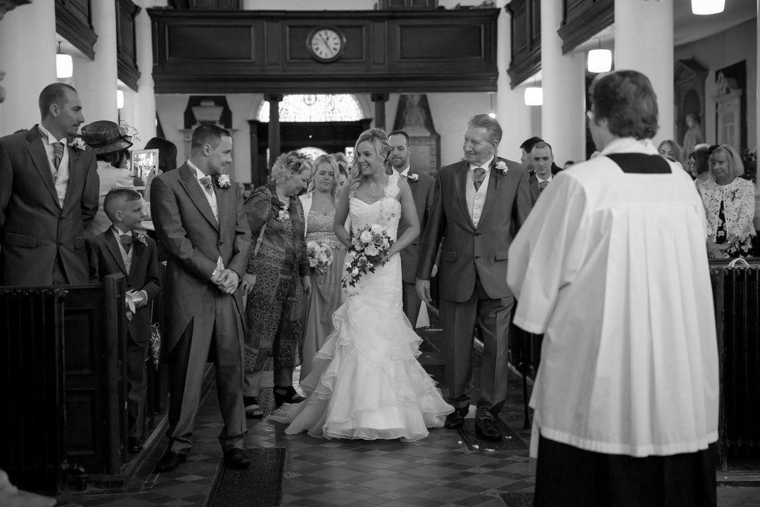 Traci Habergham Photography Halifax Wedding Church Service
