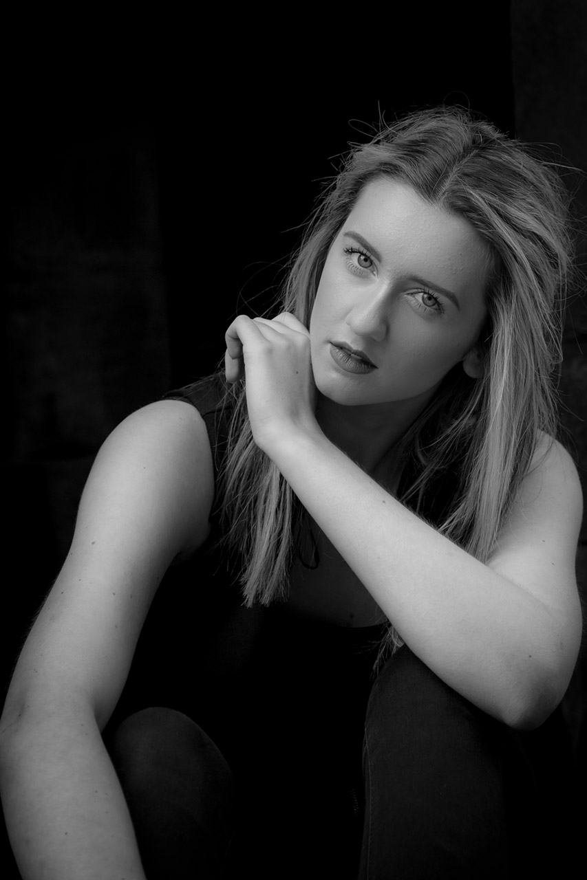 Traci Habergham Photography Halifax Model Portrait