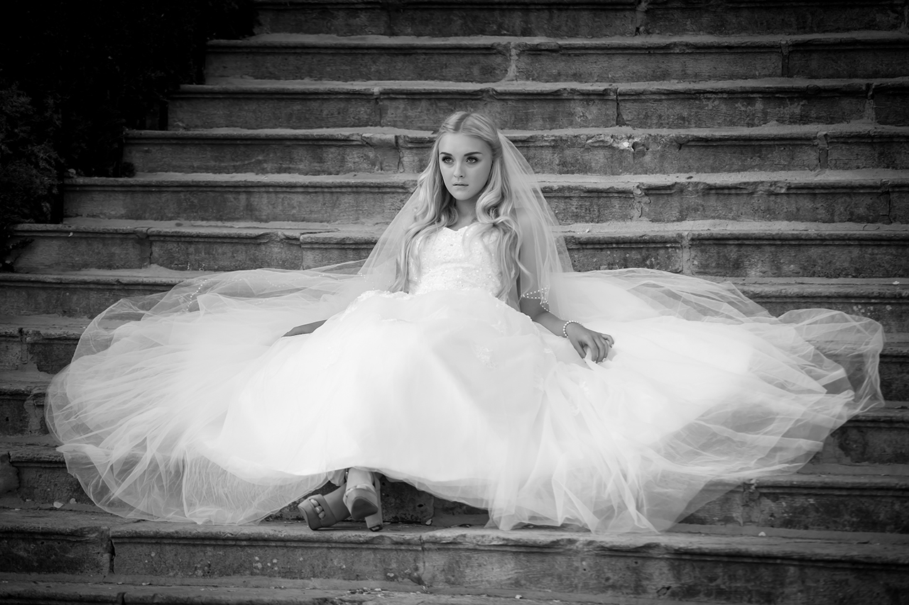 Traci Habergham Photography Wedding Bride