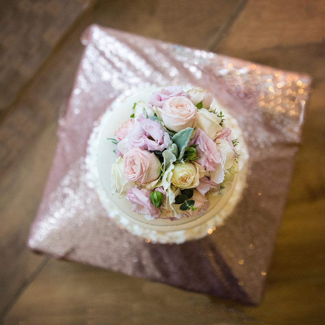 Traci Habergham Photography Wedding Cake