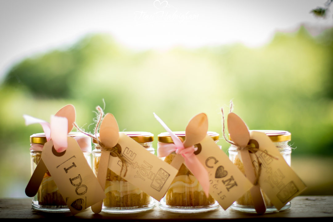 Traci Habergham Photography Wedding Favours
