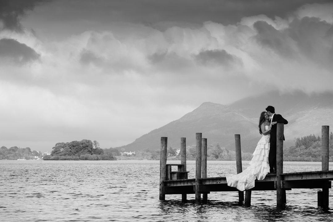 Traci Habergham Photography Lakes Wedding