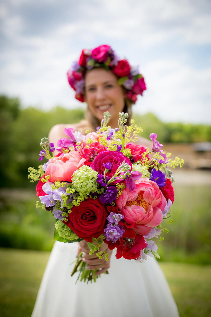Traci Habergham Photography Oaklands Wedding Flowers