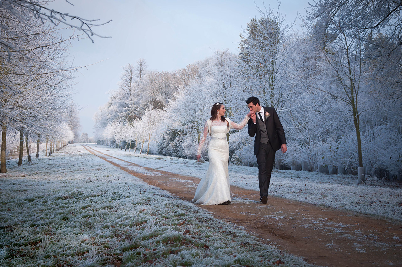 Traci Habergham Photography Winter Wedding