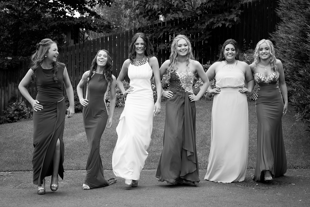 Traci Habergham Photography Prom Photography Friends