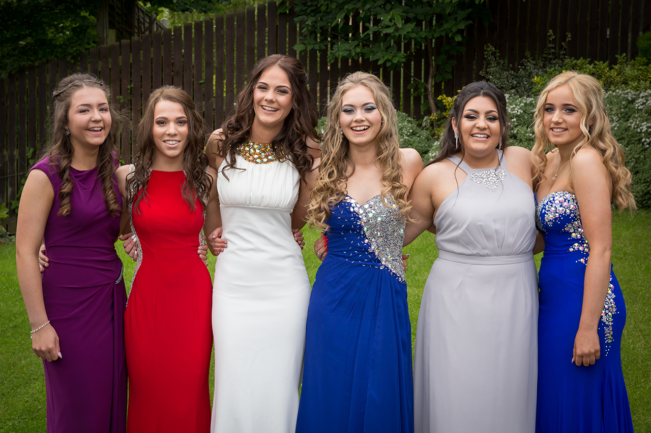Traci Habergham Photography Prom Photography Girl Group