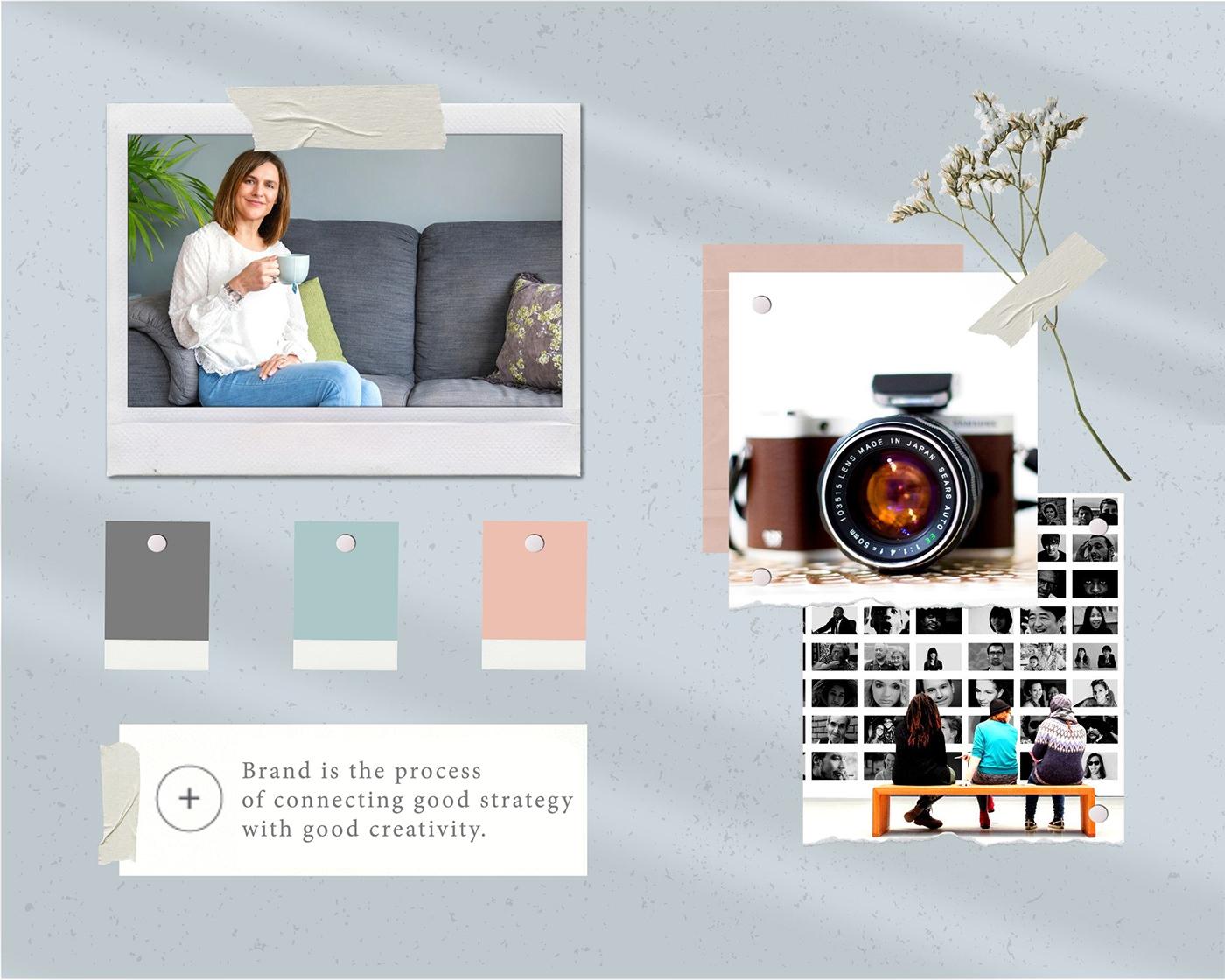 Brand Photographer Colour Palette
